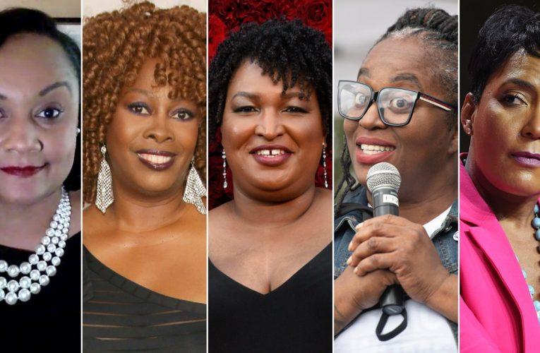 زنان سیاه پوست در جورجیا برای مبارزه با کنترل سنا برای دموکرات ها بسیار مهم است